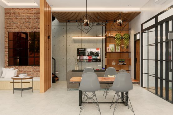 interior rumah