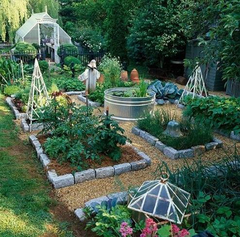 Contoh 13+ Menarik Desain Taman Toga Minimalis | Rumahklik.com