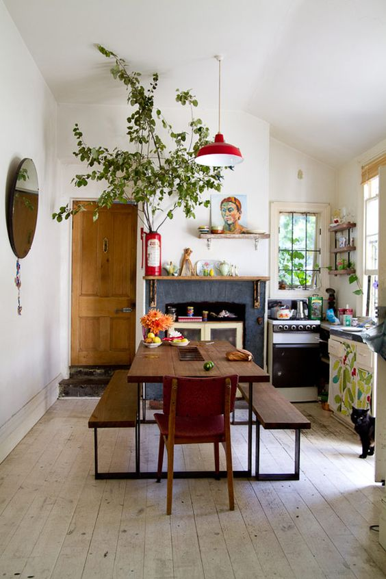 Desain Rumah Vintage