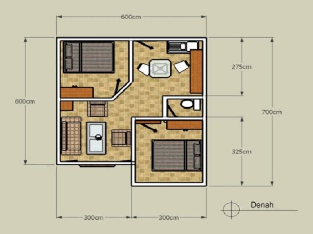 Desain Rumah Tipe 36 Penataan Yang Tepat Untuk Kesan Luas Dan Nyaman Interiordesign Id