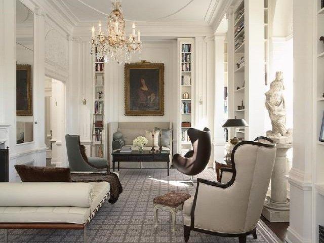 interior tradisional modern