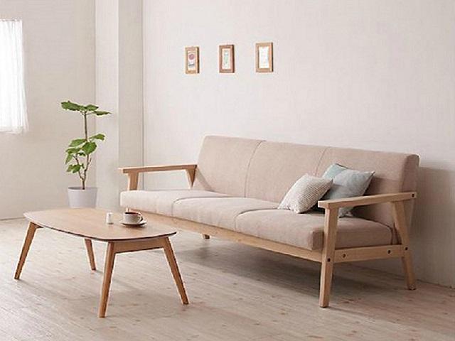 desain sofa kayu