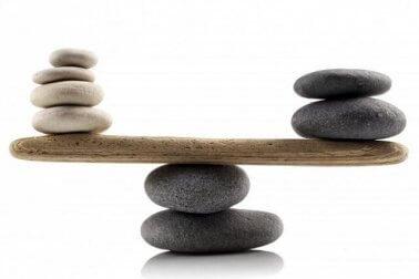 keseimbangan dalam desain interior