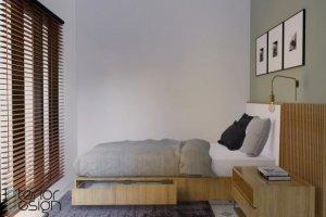 kamar tidur minimalis gaya modern