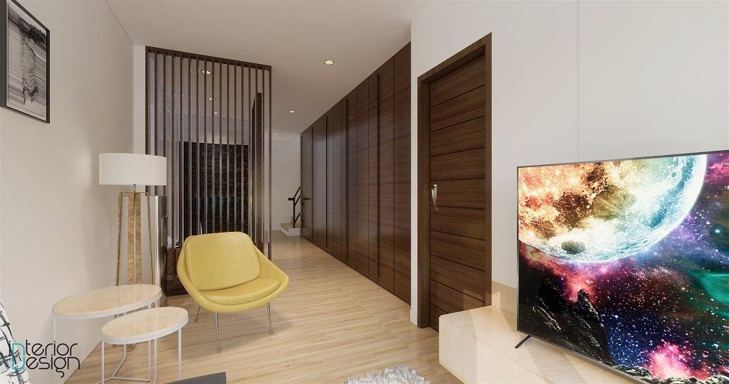 Desain Ruko Cikarang Interiordesign Id