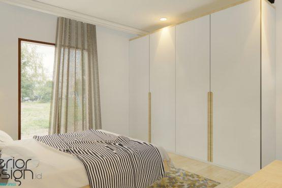 interior kamar tidur modern skandinavia