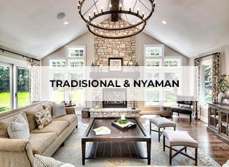 Tradisional & Nyaman