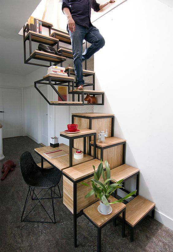 tangga multifungsi