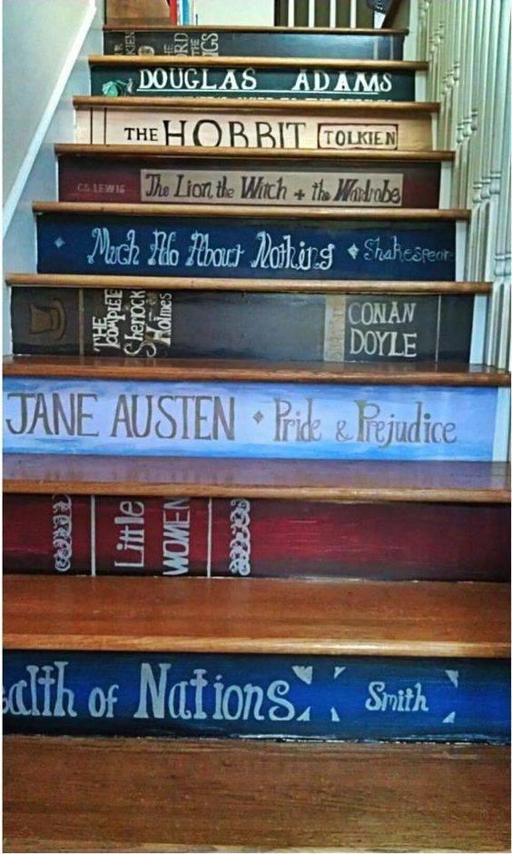 dekorasi tangga rumah