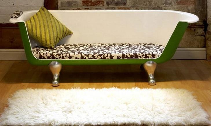 sofa dari bathtub