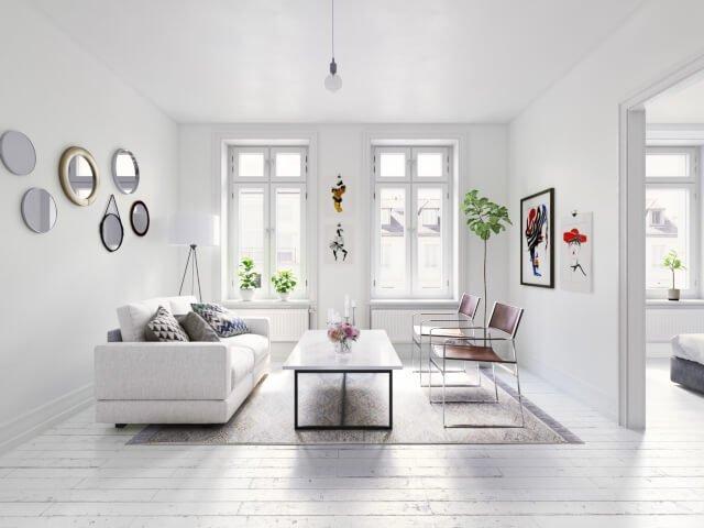 Desain Ruang Tamu Mewah 13 Interior