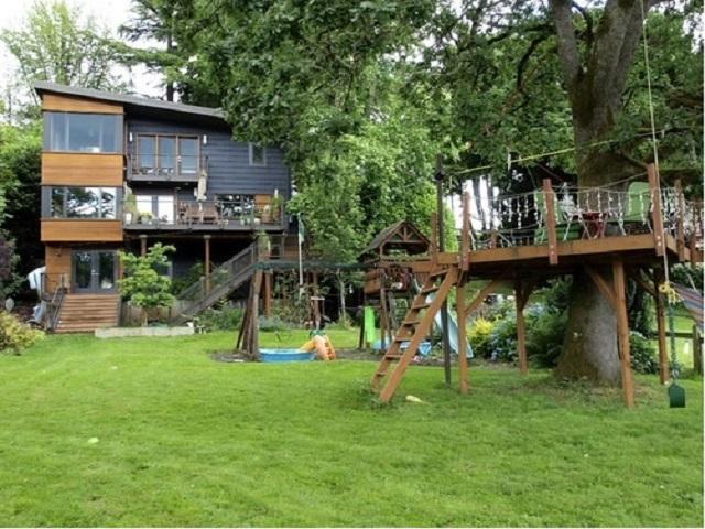 4 Konsep Desain Taman Belakang Rumah Yang Akan Memberi