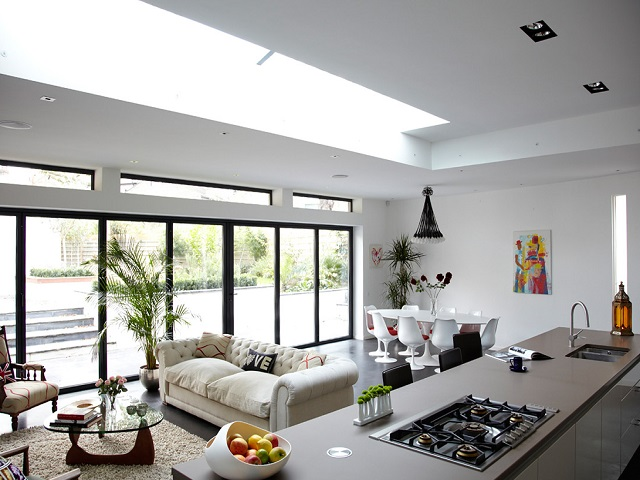 660+ konsep rumah open space Gratis Terbaik
