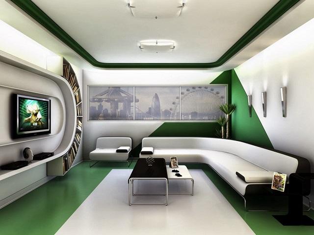 konsep desain interior