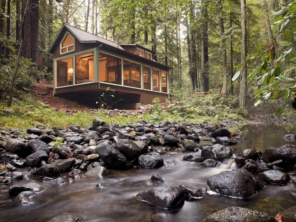 kabin creekside
