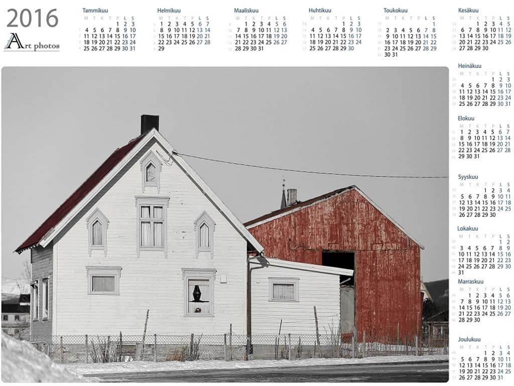ilsutrasi kalendar lama yang dipercaya dapat membawa kesialan ke dalam rumah Anda