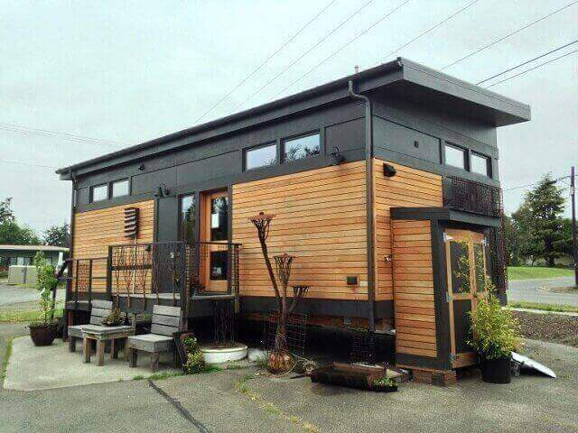 rumah kecil prefabrikasi