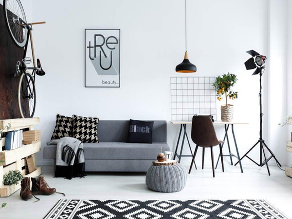 dekorasi dan penataan ruang