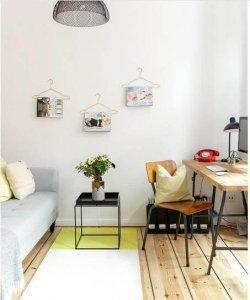 Ruang keluarga gaya modern