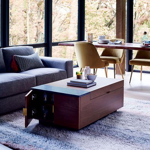 Coffee table, meja ruang tamu
