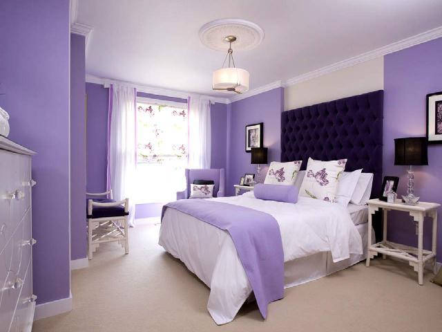 warna cat rumah, warna cat kamar tidur