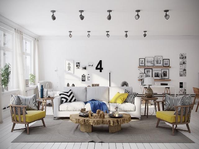 Dekorasi rumah