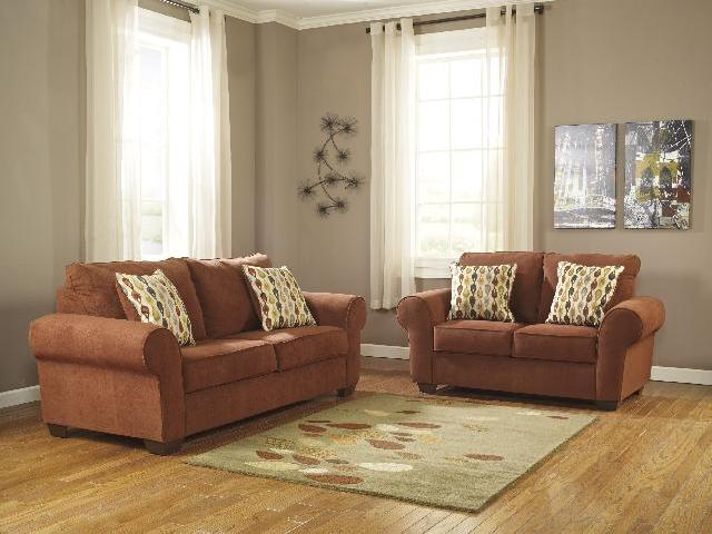 sofa terakota