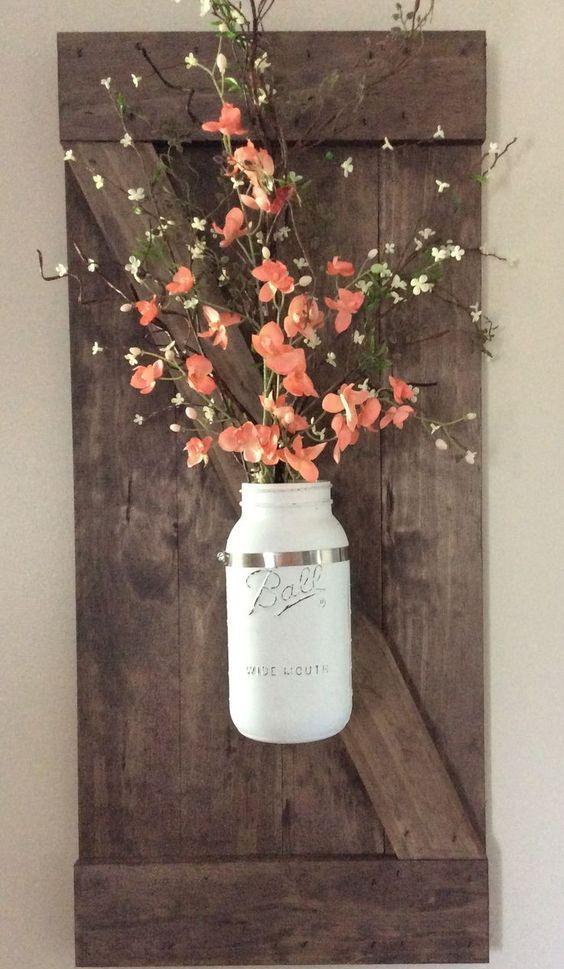 Cara membuat dekorasi rumah dari barang bekas