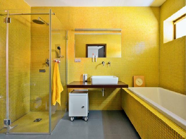 warna cat rumah, warna cat kamar mandi