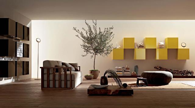 gaya interior kontemporer