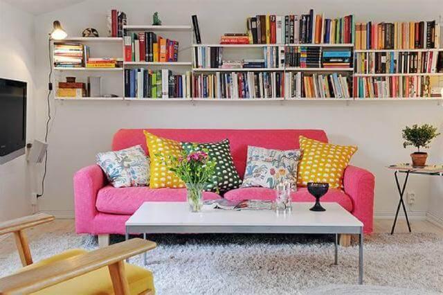 desain interior gaya shabby chic