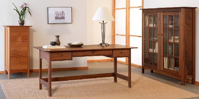 desain furniture gaya shaker
