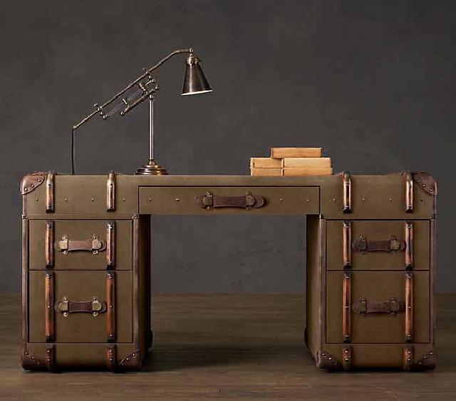 furnitur gaya vintage