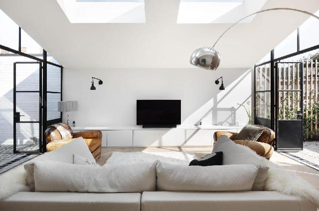 interior rumah kecil sederhana