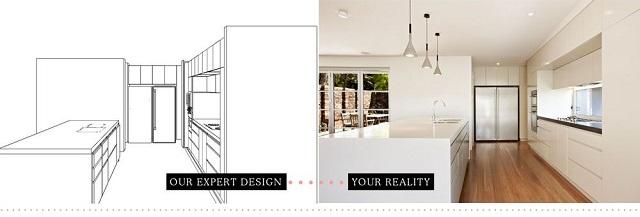 proyek desain interior