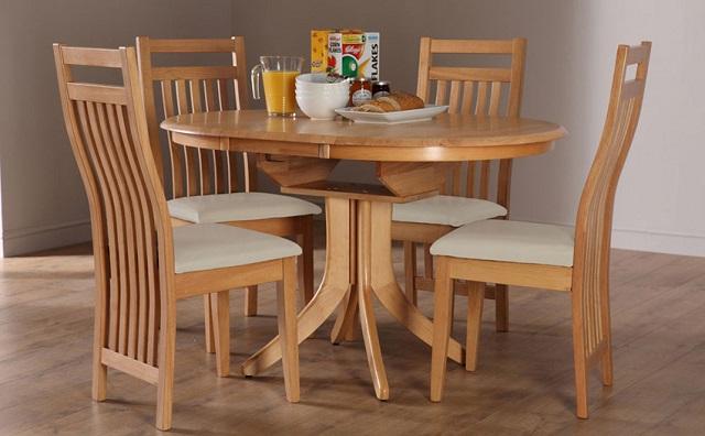 desain meja makan