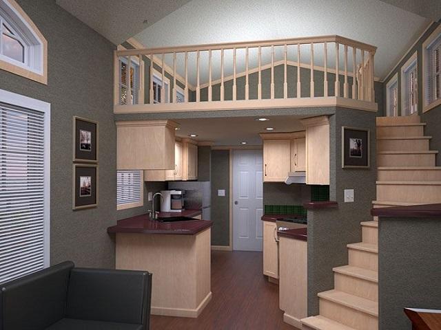 interior rumah kecil