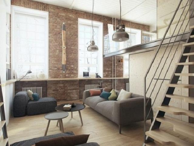 393+ Gambar Desain Industrial Ruang Tamu Paling Hist