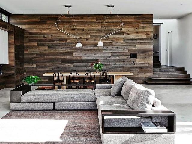 dinding kayu reklamasi
