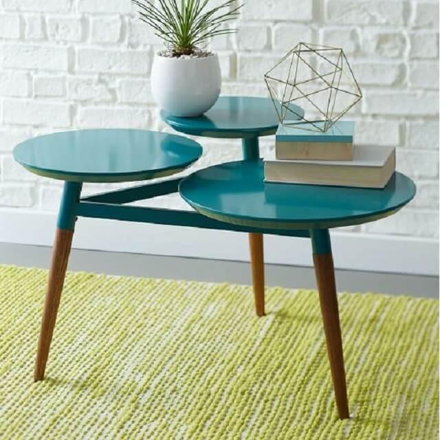 meja kopi ruang tamu minimalis