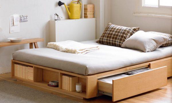5 Cara Mudah Desain Kamar Tidur Kecil Agar Terlihat Lebih Luas Interiordesign Id