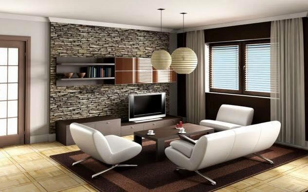Desain Interior Rumah Yin & Yang