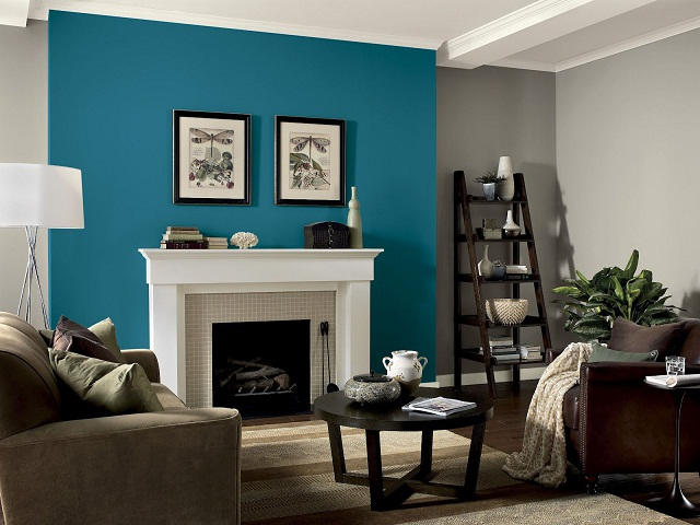 10 Warna Cat Ruang Tamu Sempit Sulap Ruangan Jadi Terasa Luas Istimewa