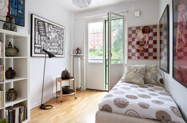 Desain Kamar Tidur Minimalis Ukuran 5x4  5 desain kamar tidur kecil ukuran 3x4 meter anak kuliahan