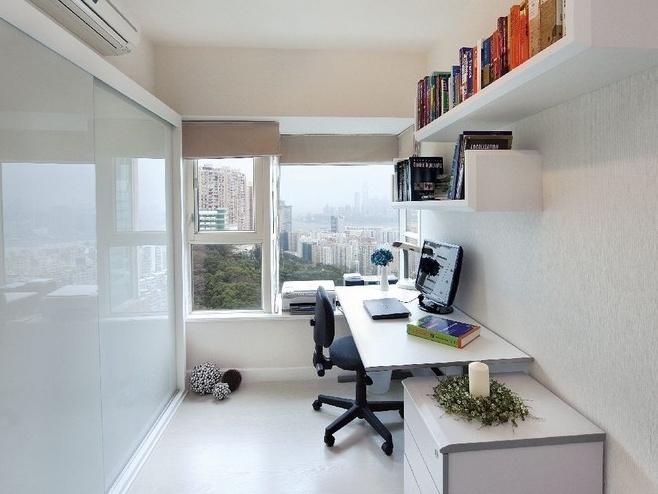 desain ruang kantor kecil
