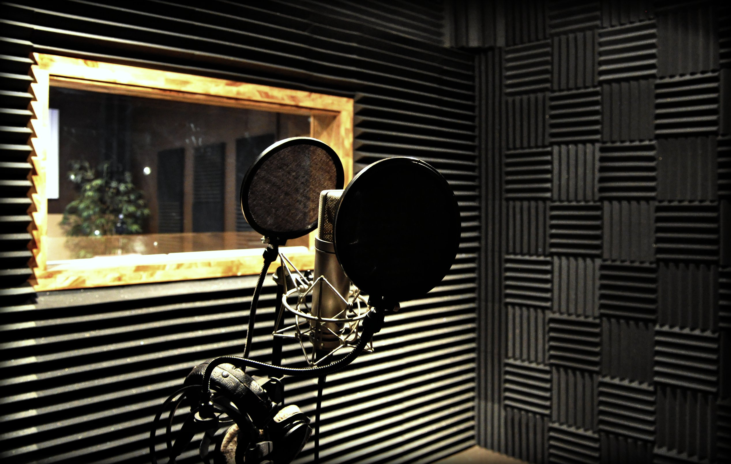 desain studio musik