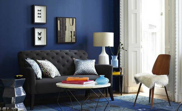 10 Warna Cat Ruang Tamu Sempit Sulap Ruangan Jadi Terasa