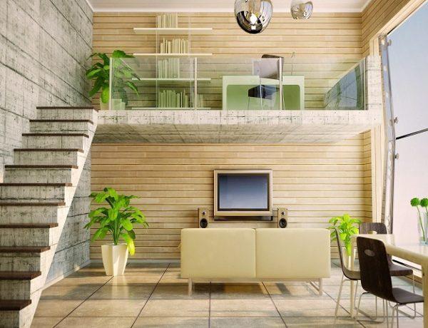 Desain interior rumah pintar desain interior masa depan for Interior decoration rumah