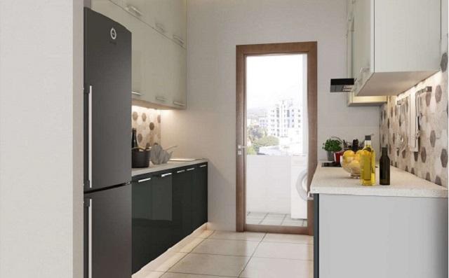 Dapur Modular Model Kitchen Set Terbaru Untuk Rumah