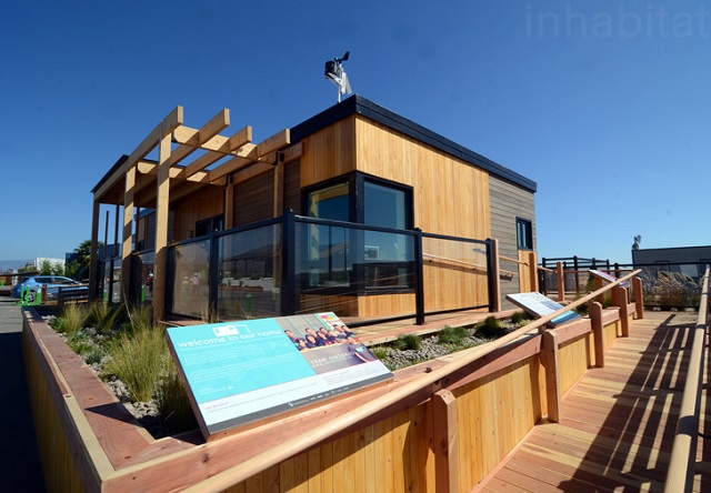 desain rumah pintar, smart home